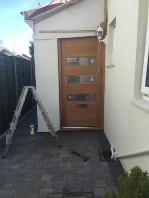 New door Hill Head