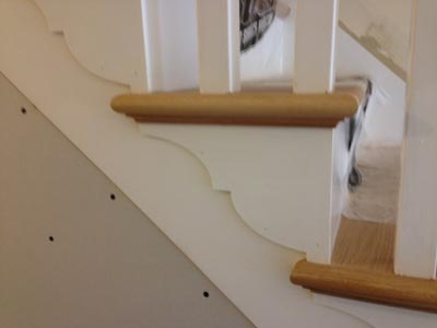 New stairs in Fareham