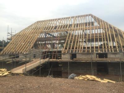 New roof Midhurst