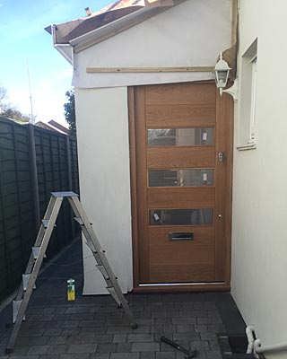 Porches Specialists In Stubbington, Fareham, Gosport And Lee On The Solent