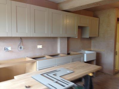 New kitchen in Stubbington