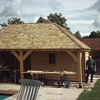 outbuildings made of wood made with love and care